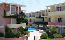 Foto Appartementen Happyland in Nidri ( Lefkas)